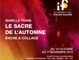 le Sacre de l'Automne d'Isabelle Frank
