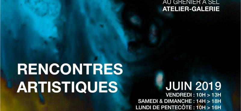 Exposition «Rencontres artistiques»